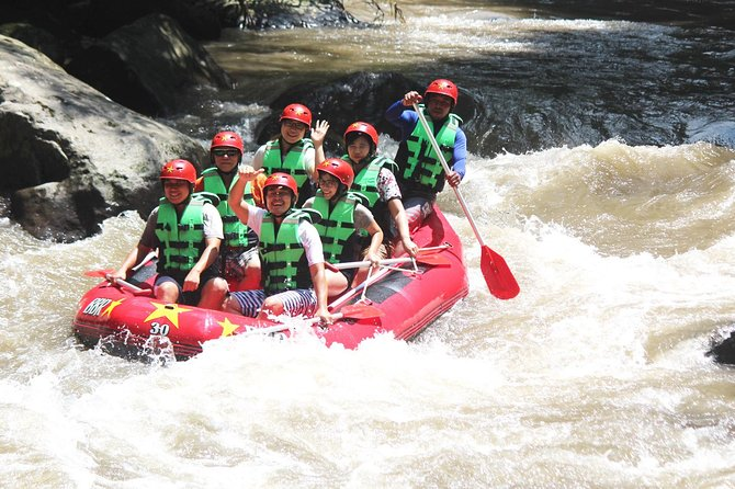 Full-Day Rafting Adventure in Ayung River and Exploring Tour to Kintamani photo 2