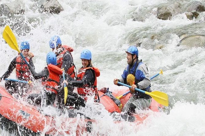Full-Day Rafting Adventure in Ayung River and Exploring Tour to Kintamani