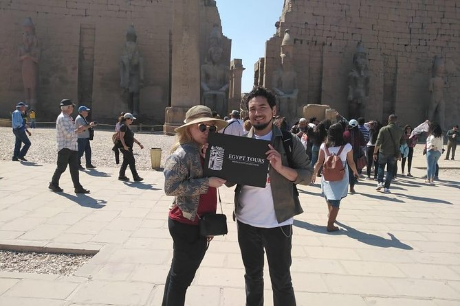 Half Day Tour: Luxor East Bank, Karnak and Luxor Temples
