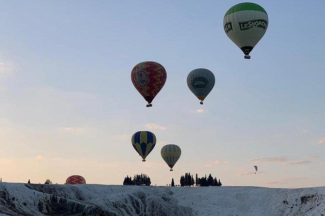Pamukkale Hot Air Balloon tour - Turkey