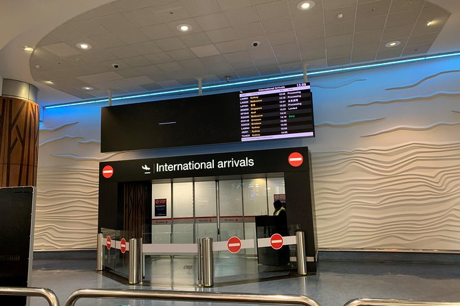 New Zealand Vodafone Travel SIM