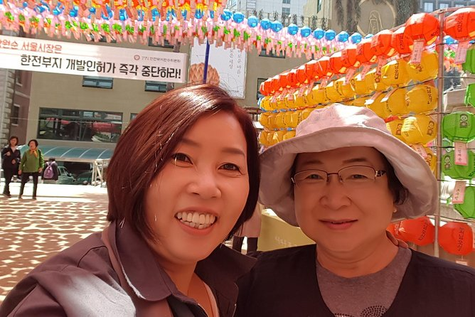 Buddhist Art Tour _ Murals and Painting in Jogyesa Temple
