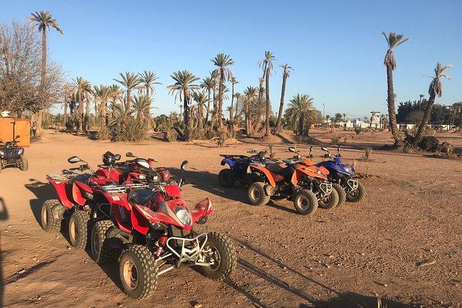 Tantawi Quad Ride Marrakech