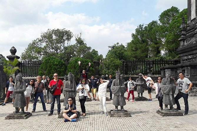 Hue City Group Tour - Daily Small Deluxe Group - Maximum 12 People