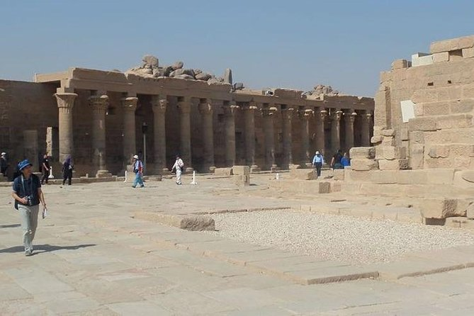 Full-Day Aswan Highlights Private Tour with Egyptologist Guide