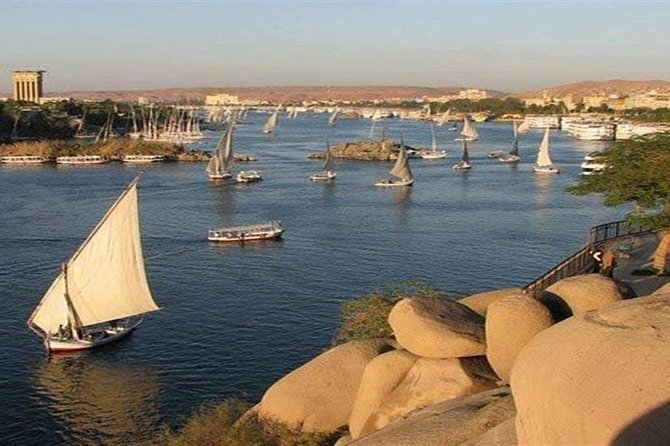 Day Tour: Philae Temple, Unfinished Obelisk, High Dam