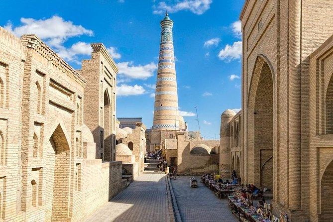 Khiva One Day City Tour
