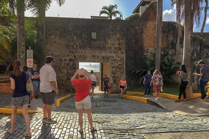 Old San Juan's Colonial Heritage