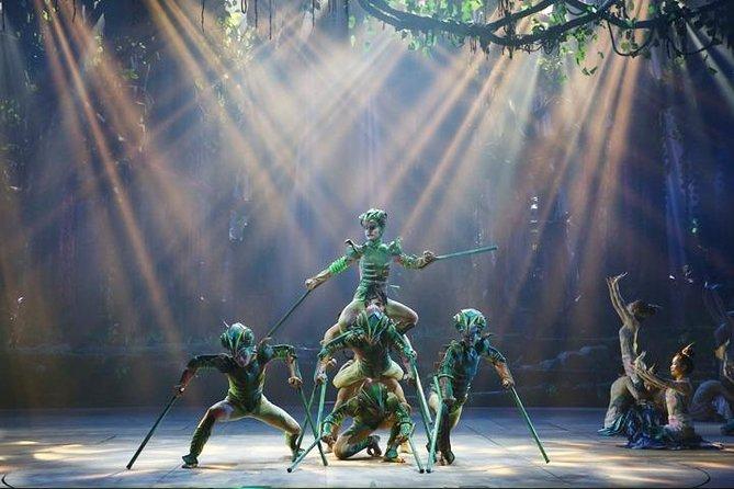 Siem reap Angkor Dynasty Show