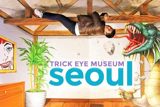Trickeye AR Museum in Seoul