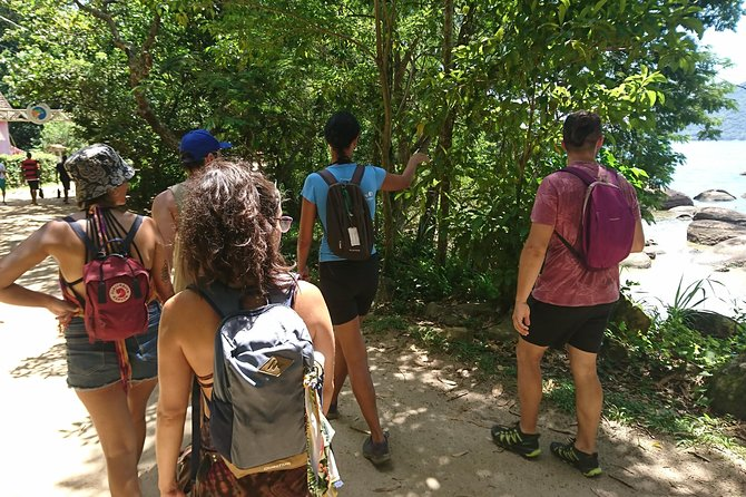 Historic and Natural Walking Tour with Natural Pool and Beaches to enjoy