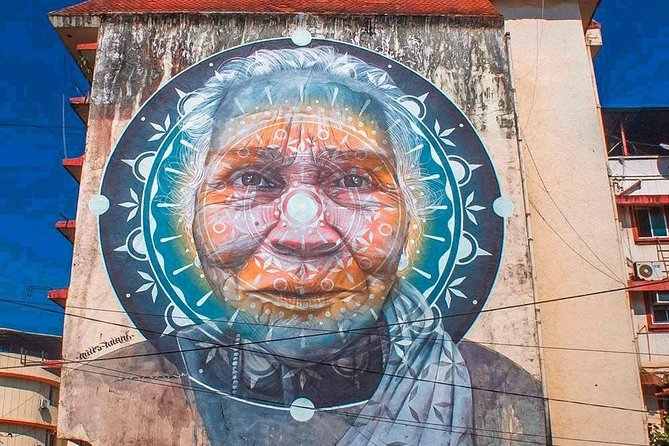 Mural Art tour