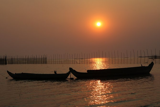 Half Day Kampong Phluk Floating Village Tour