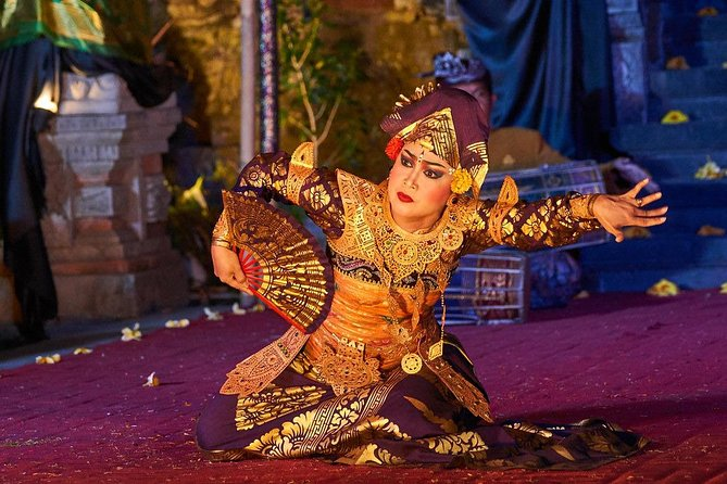 Half-Day Evening Private Tour to Exploring Ubud with Legong Dance Performance