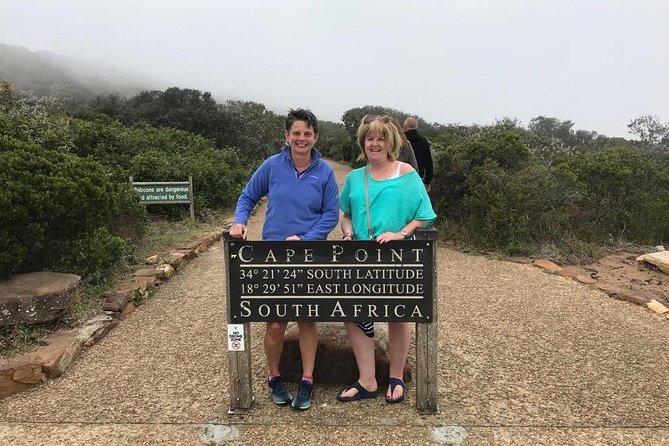 Garden Route to Cape Town