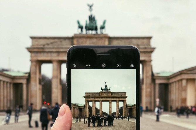 Berlin Wall Tour Great Escape Game Brandenburg Gate Checkpoint Charlie