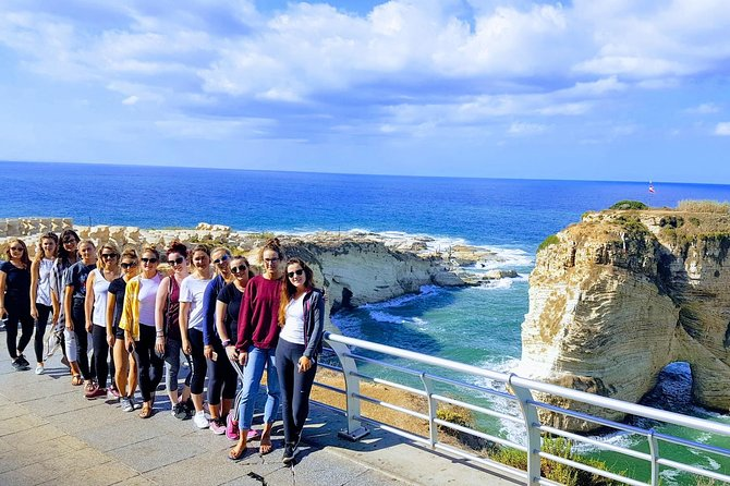 Small-Group Tour to Beirut, Beitteddin and Deir Al Qamar with Lunch included