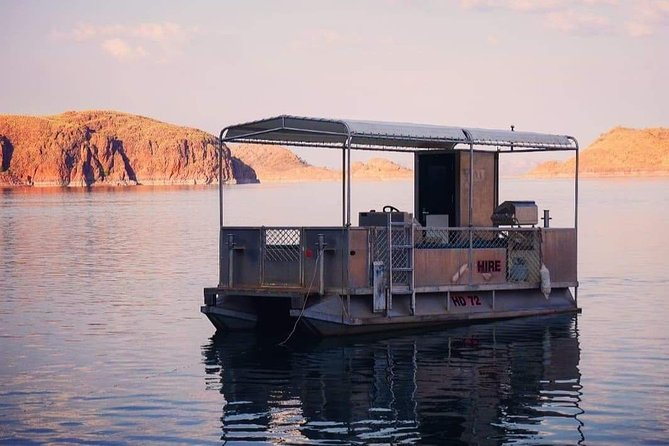Lake Argyle BBQ Pontoon Hire Half day