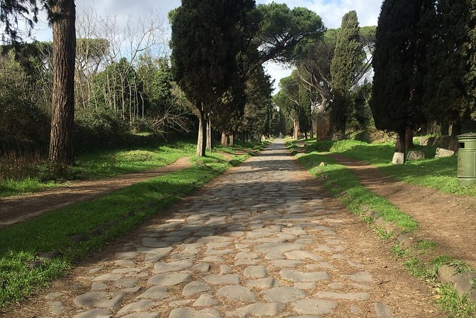 Appian Way and Aqueducts with lunch