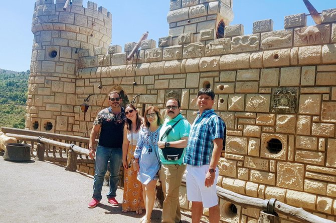 Full-Day Private Trip to Beiteddin, Deir Al Qamar and Moussa Castle from Beirut