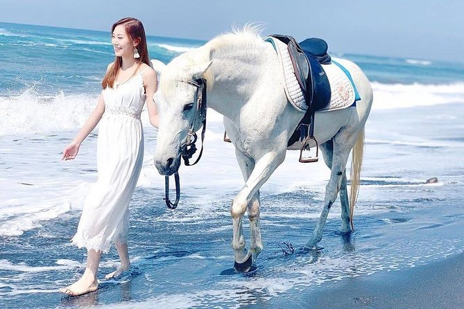 1-Hour Seminyak Beach Horse Riding