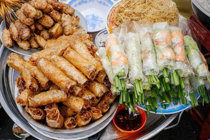 Hanoi Street Food: Small-Group Walking Tour