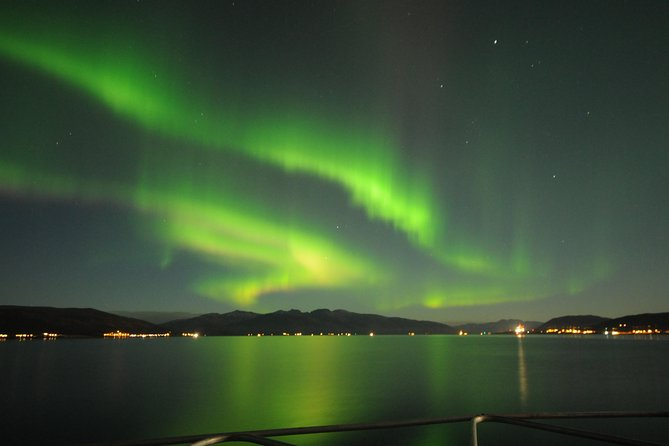 Northern Lights Dinner Cruise from Tromso