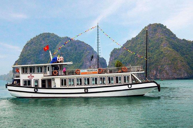 From Hanoi: WeGo 1-Day Halong Bay Cruise & Titop Island Visit