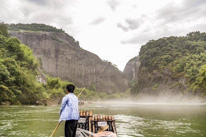 Wuyishan One Day Tour - Wuyi Mountain