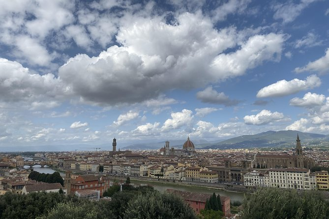 Florence Full Day from Livorno Port