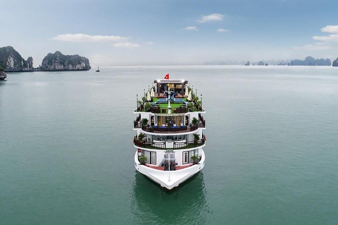 Margaret Cruise - Best Luxury Cruise in Halong Bay with full activities