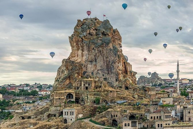 Cappadocia Dream - 2 Days Cappadocia Travel with Balloon Ride from/to Istanbul