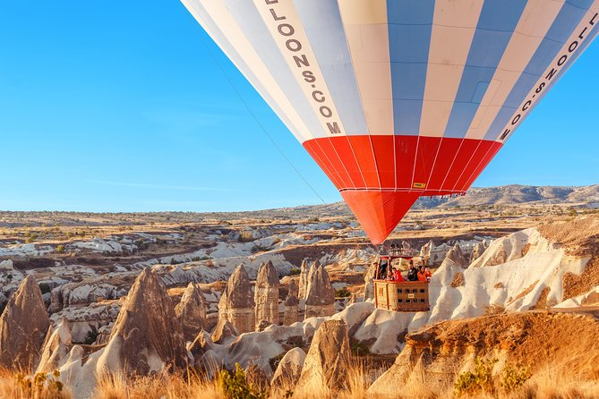 Royal Balloon include Private Cappadocia Green Tour with Spanish Speaking Guide