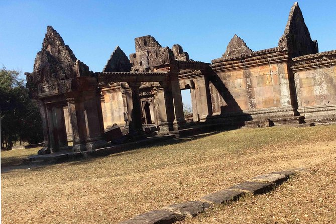 Visiting Preah Vihea Temple located in Preah Vihea Province