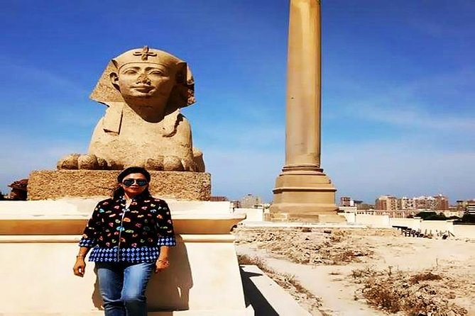 Private Guided Full-Day Tour to Alexandria from Cairo photo 7