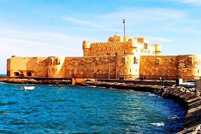 Private Guided Full-Day Tour to Alexandria from Cairo photo 11