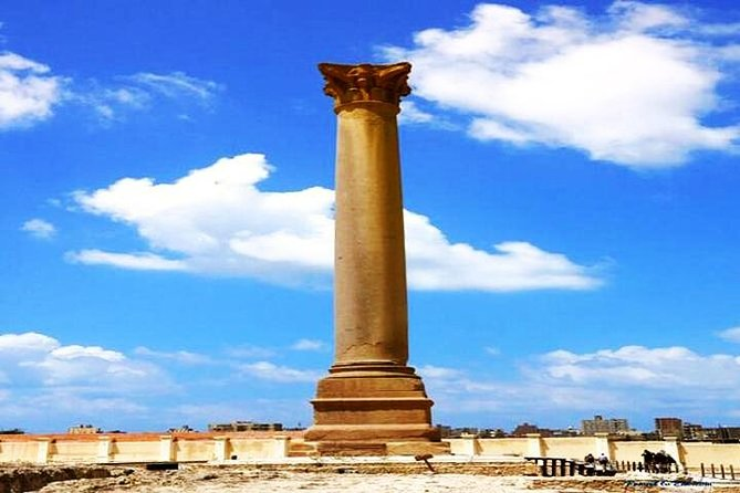 Private Guided Full-Day Tour to Alexandria from Cairo photo 4