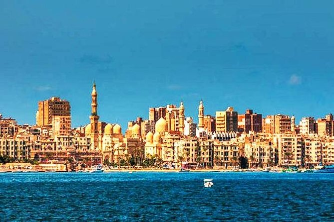 Private Guided Full-Day Tour to Alexandria from Cairo photo 2