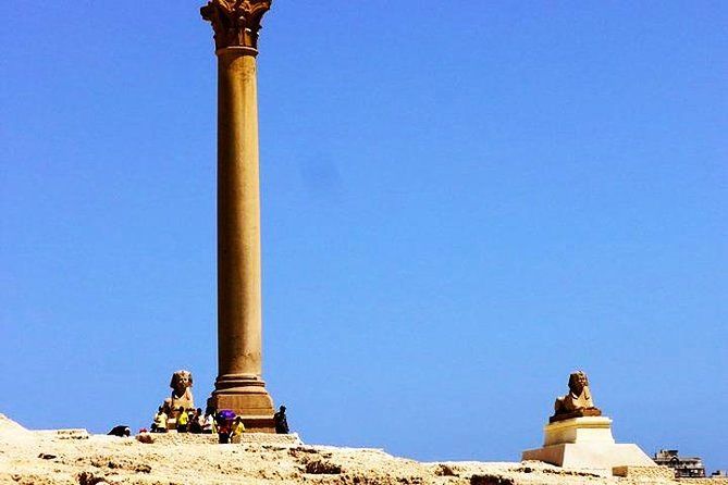 Private Guided Full-Day Tour to Alexandria from Cairo photo 10