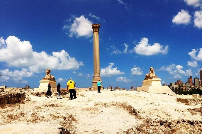 Private Guided Full-Day Tour to Alexandria from Cairo photo 3