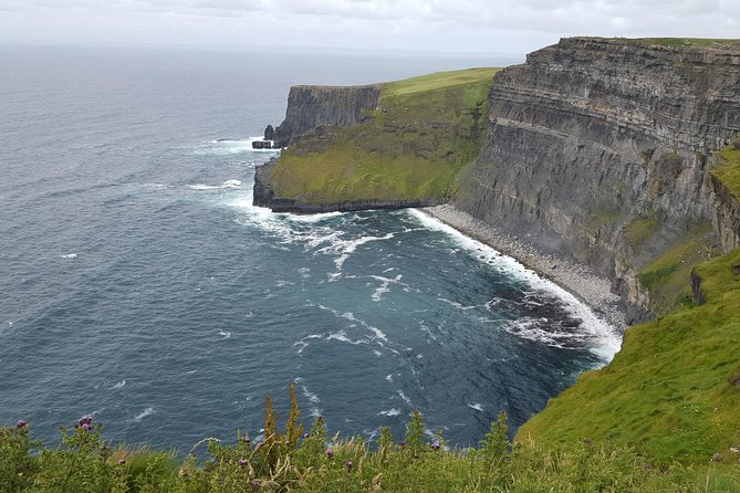 From Ennis: Cliffs of Moher Explorer Tour - 5 hour stop at the Cliffs of Moher