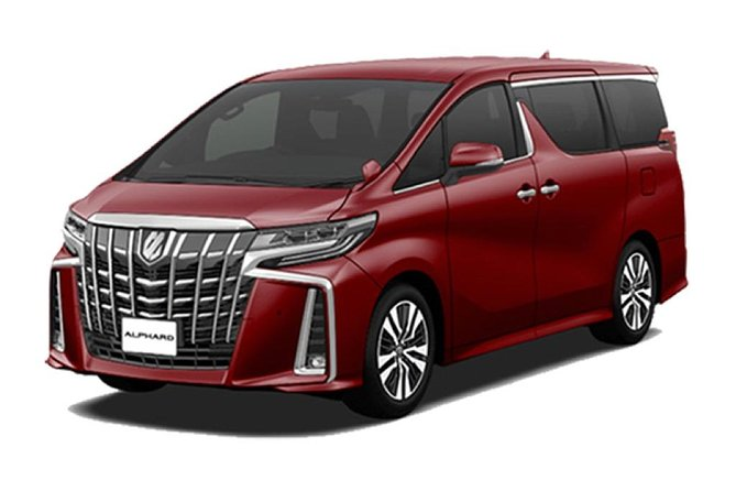 OSAKA and NARA by Toyota ALPHARD 2019 Customize Your Itinerary