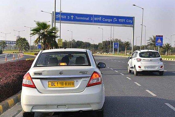 Private Transfer : Hotel to Delhi Airport