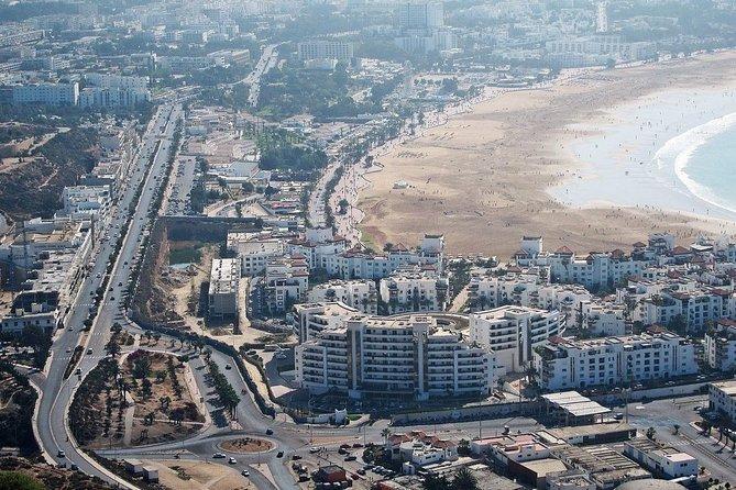 Agadir parts Discovery & 1-Hour Massage