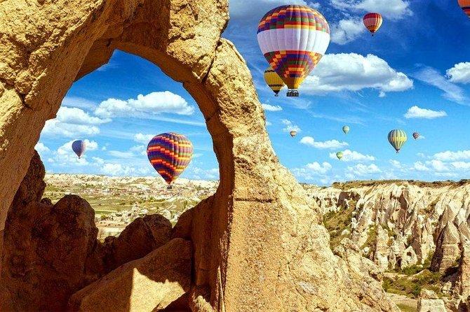 Best of Hot Air Balloon Tour in Cappadocia