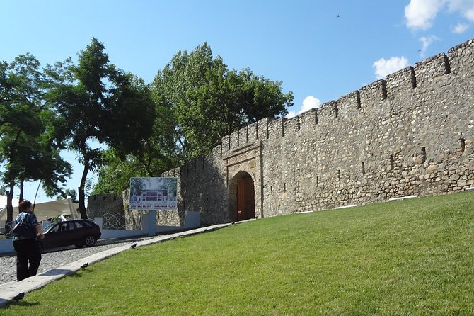 Economy class Transfer from Baku to Sheki