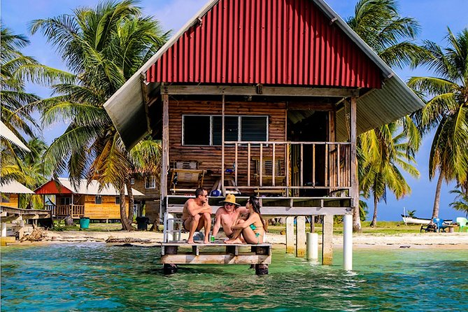 San Blas Islands - 2D/1N Private OVER THE OCEAN cabin , INCL. Meals and Day Tour