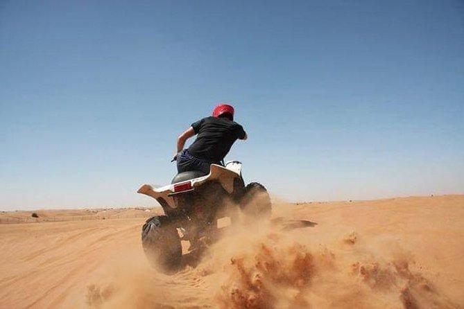 Sunset Desert Safari Dubai with 4x4 Dune Bashing