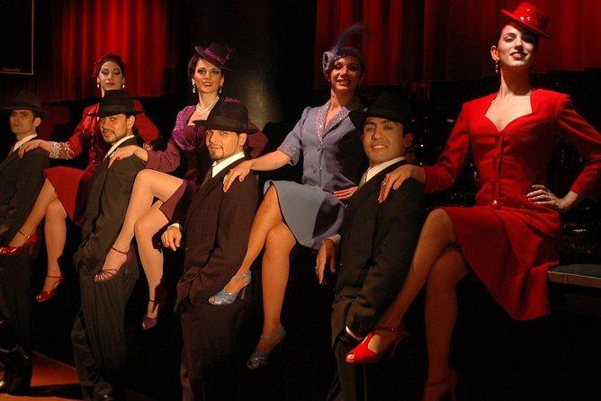 Best tango ever, Rojo Tango Vip Show