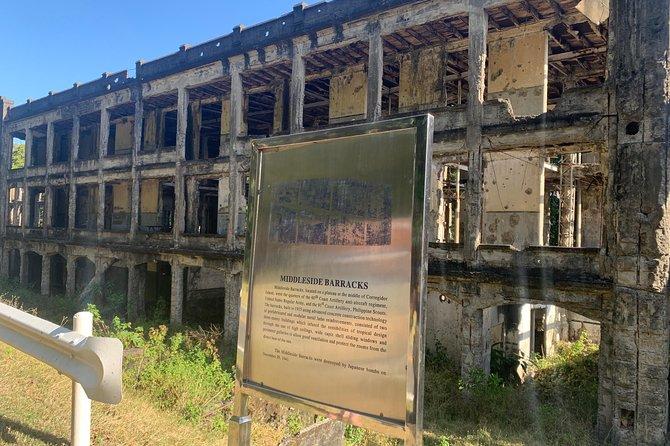 Corregidor daytour from Manila